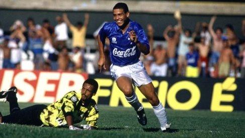 Ronaldo, em 1993.