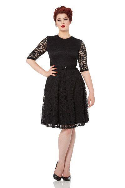 Marie Dress by Voodoo Vixen - 8128