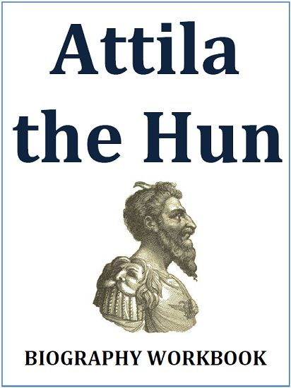 Best 25 world history book ideas on pinterest history of attila the hun biography workbook free to print eight page pdf for fandeluxe Gallery