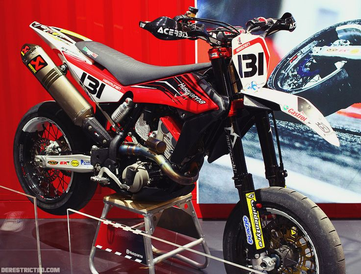Husqvarna Sm 450r Bikes: 17 Best Images About Dirt Bikes And Supermoto Custom On