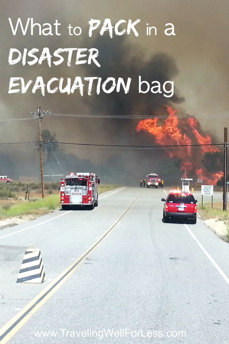 the many advantages of evacuation during a disaster Evacuation versus shelter-in-place the advantages of instituting shelter-in-place are: implemented effectively during an emergency.