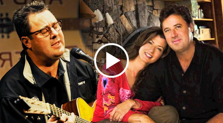"""Vince Gill and Amy Grant's love story is one for the books. After meeting while singing the duet """"House of Love,"""" the two..."""