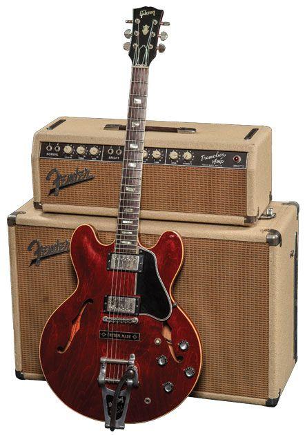 Vintage Vault: 1963 Gibson ES–335 TDC | Premier Guitar