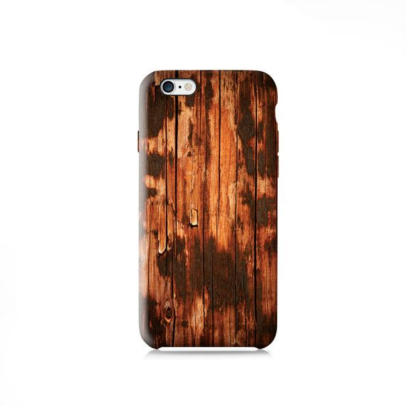 Old Rustick Wood iPhone 6 case iPhone 4 case by VDirectCases