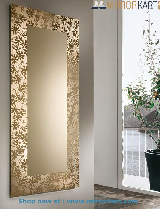 Buy designer online mirrors at best prices. We import the designer wall mirrors from Italy as we know that Italian designer mirrors are best in quality and price. If you are willing to buy designer mirrors online in India then you are at the right place. Mirrorkart is the best marketplace for online mirrors in India.