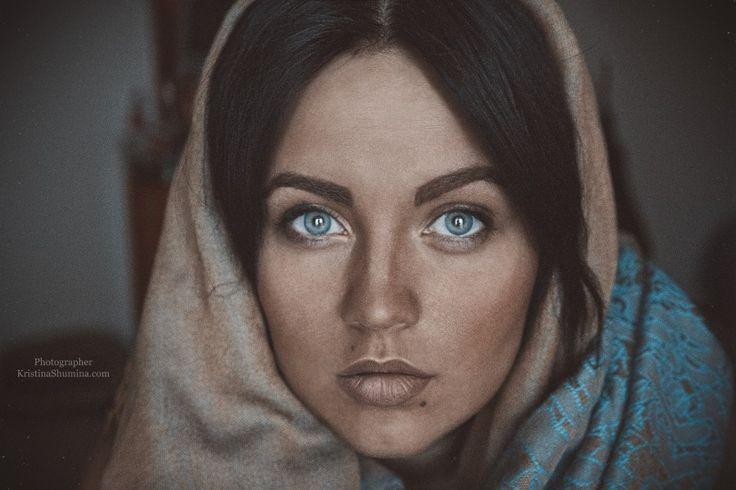 Афганская девочка by KristinaShumina