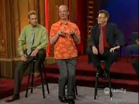 Whose line dating profiles