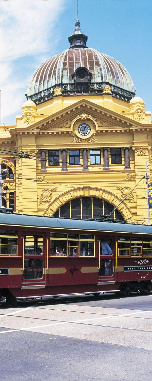 メルボルンのトラム Melbourne tram