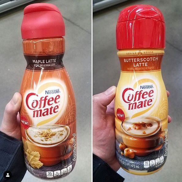 Coffee Mate Has A New Coffee House Line There Are Two New Flavors