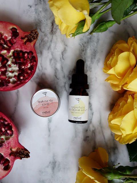 All my cosmetics: Kosmetické úlovky z Fleru: Indivo Organics
