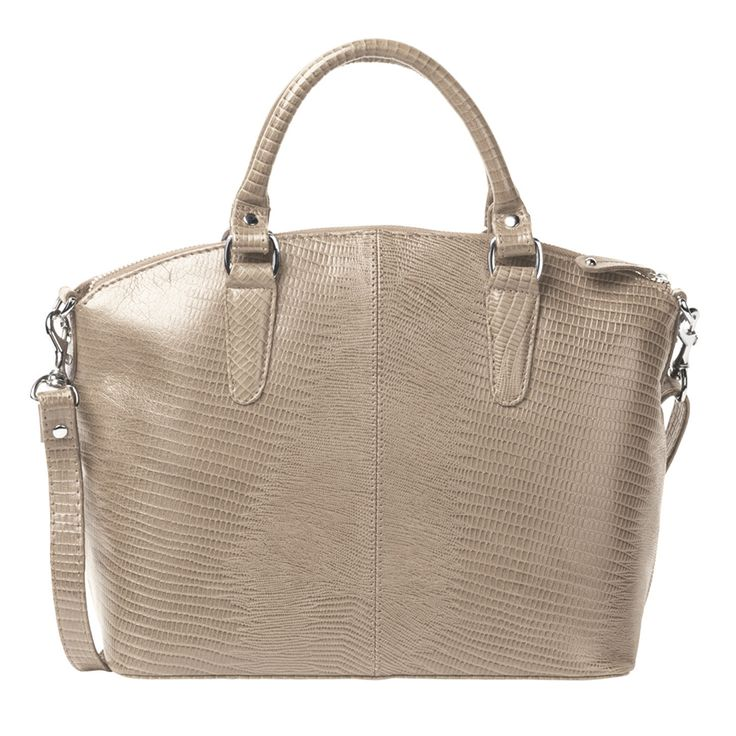 Cobb & Co Grace Lizard Emboss Leather Tote - $179.95 #totebag #travelbag