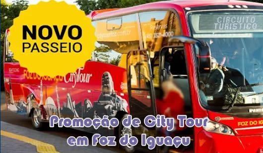 City Tour Loumar por Foz do Iguaçu a partir de R$ 60 #fozdoiguaçu #loumar #viagem #turismo