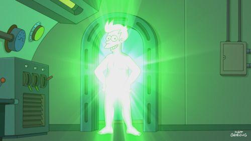 Futurama Season 7 and Aqua Teen Hunger Force Season 9 - first look!