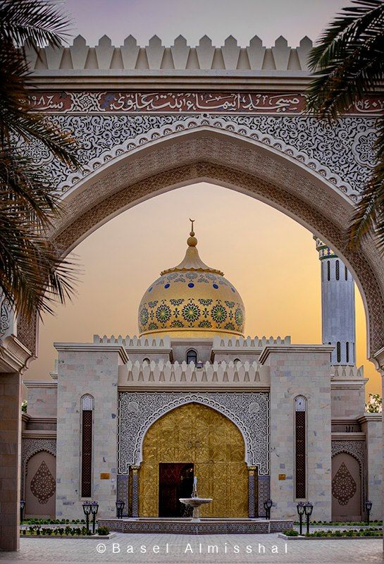 Oman | Massjed Asma Bint Alawi, Muscat. credit: StudioBasel. view on Fb https://www.facebook.com/OmanPocketGuide #oman #traveltooman #destination