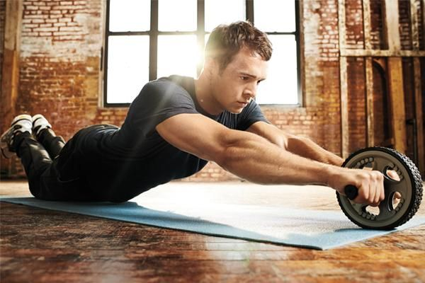 The Six Best Exercises for Six-Pack Abs. this is a lot harder than it looks and really works