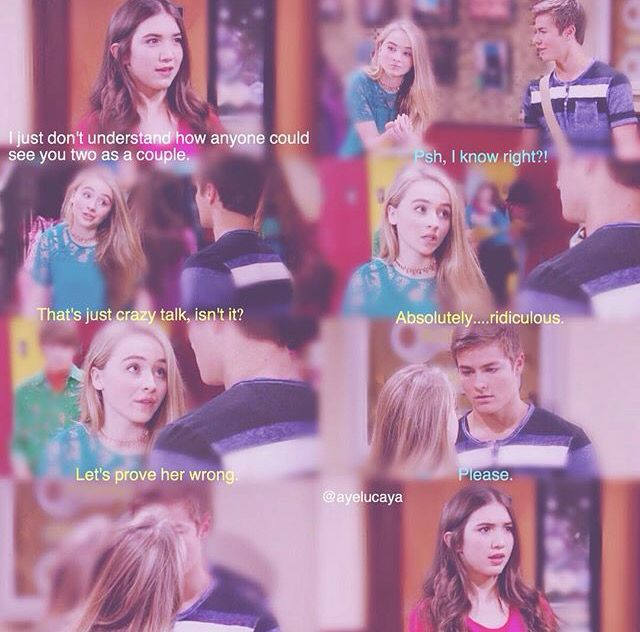 Pls enough of the Rucas and more of the Lucaya :)