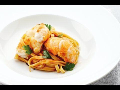 Recept voor gebakken langoustines met pasta | njam!