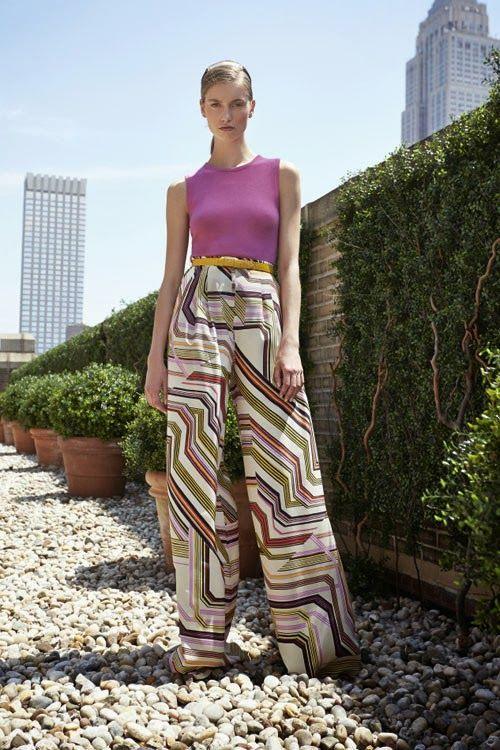 Derretales: Pantalon palazzo para el verano