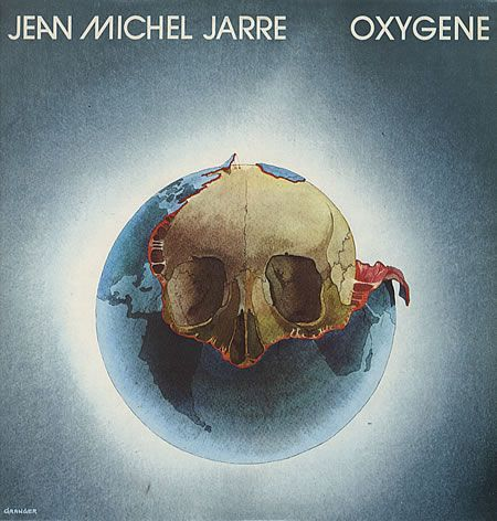 For Sale - Jean-Michel Jarre Oxygene - Laminated P/S UK  vinyl LP album (LP record) - See this and 250,000 other rare & vintage vinyl records, singles, LPs & CDs at http://eil.com