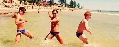 Here's Tom Daley dancing. | Can You Make It Through This Post Without Your Ovaries Exploding?