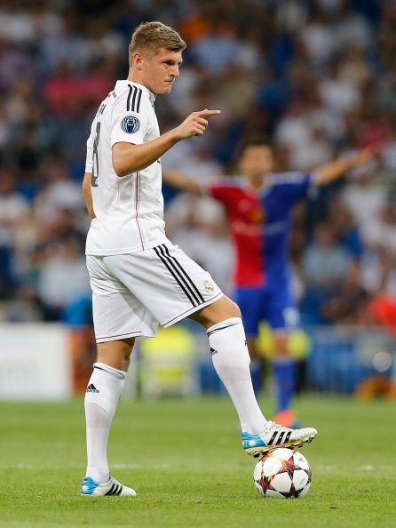 Real Madrid CF v FC Basel - UEFA Champions League 2014/15