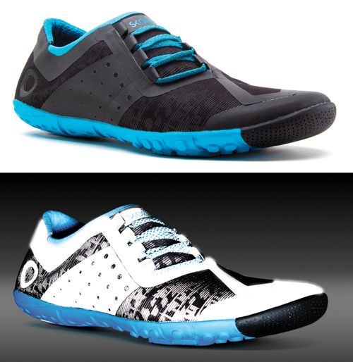 Mountain Boots to 'Glowing' Shoes: Peek at Footwear for 2013