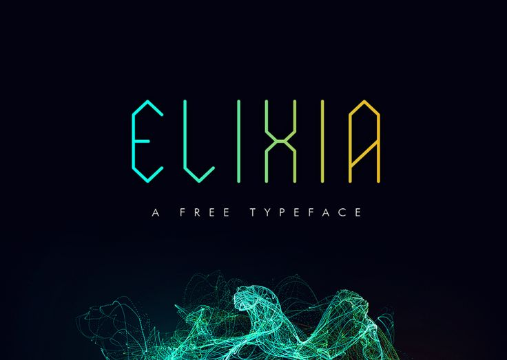 50 Free Futuristic Fonts to Help Make Your Designs Look Uniquely Alternative – Design School