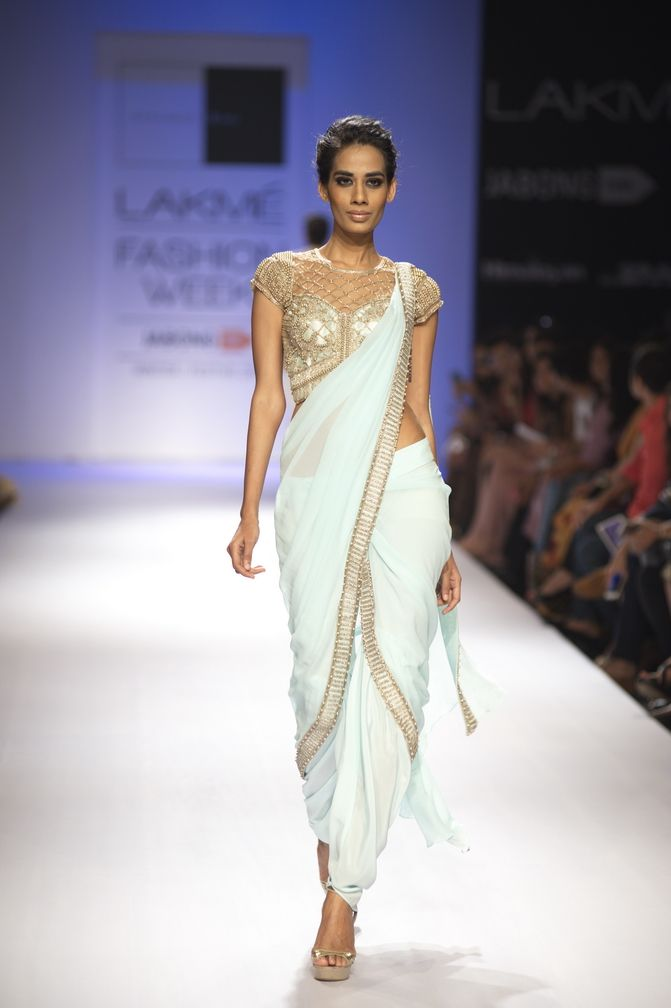 Sonaakshi Raaj Fall/Winter 2014-15