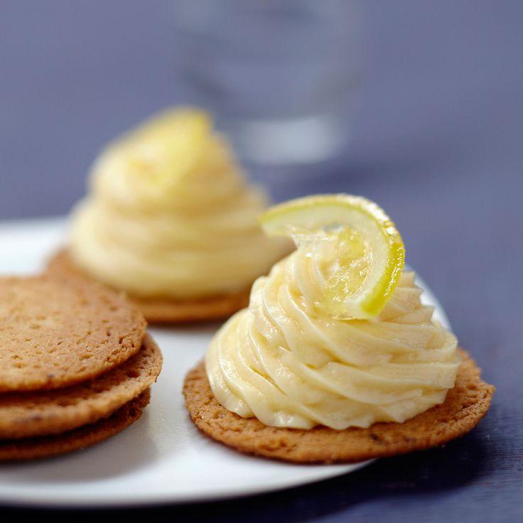 Découvrez la recette de la crème pâtissière au citron