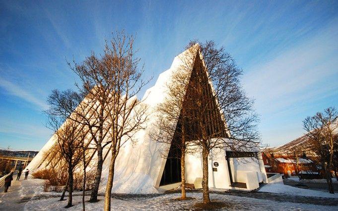 Tromso-Arctic-Cathedral