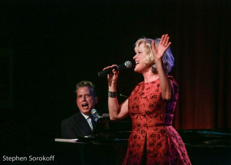 Billy Stritch, Christine Ebersole