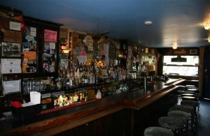my favourite bar in NYC - Johnny's Bar at 14th and Greenwich Ave