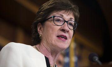 GOP Senator Susan Collins Won't Back Donald Trump: He's 'Unworthy Of Being Our President'