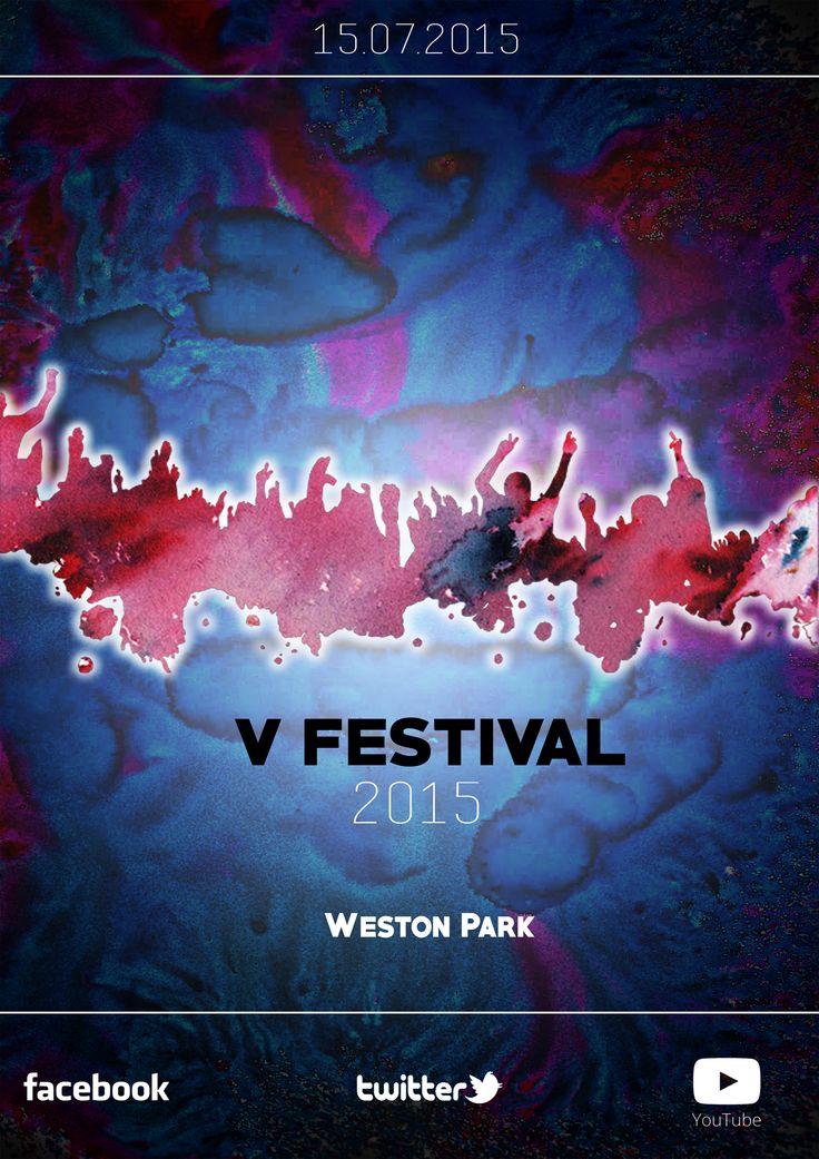 V Festival Design