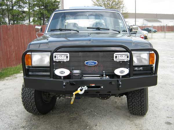 Wincher Ford Bronco 1978 1996 Tactical Armor Group