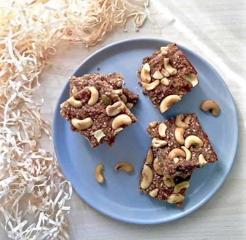 Superfood Brownie Recipe for mums & kids.