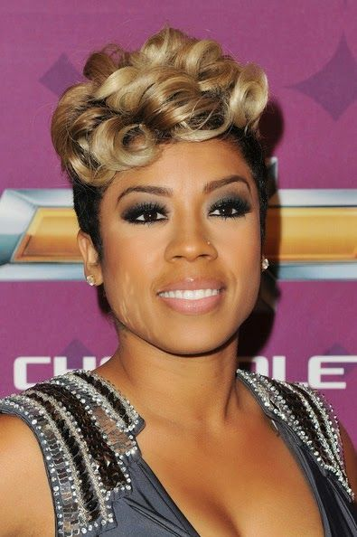 Short Colored Cuts For Black Women Google Search Pixie