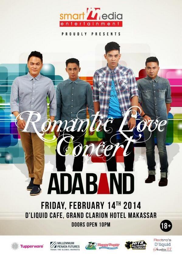 Romantic Love Concert ADA BAND