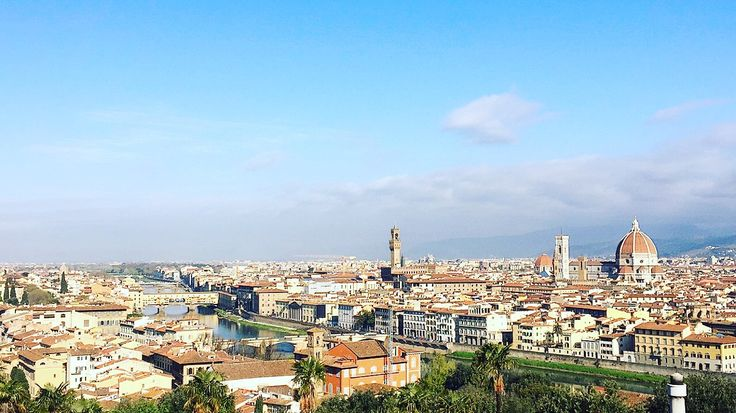 Piazzale Michelangelo • Florence • Italy