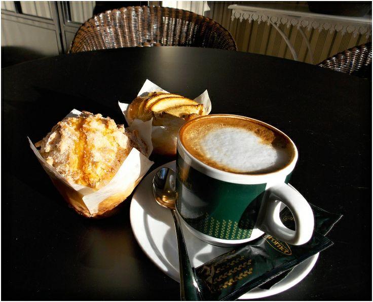 Café+magdalena= ¡Tarde feliz!