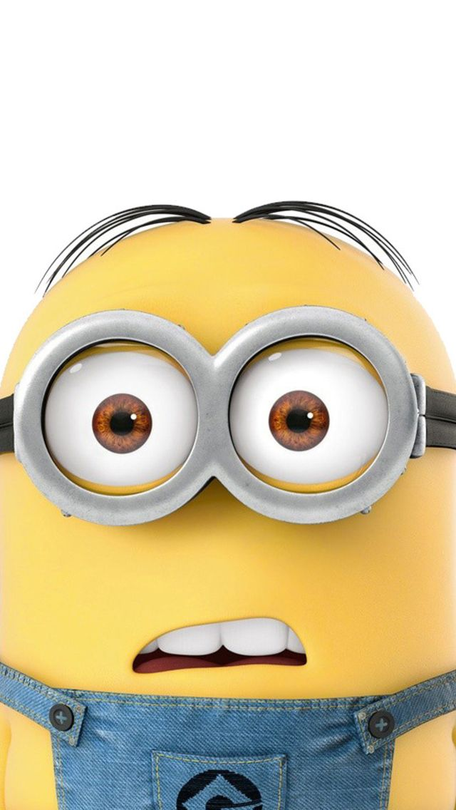 Minion iPhone 5/5c/5s wallpaper