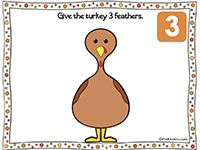 We used this for our preschool sunday school kids the week before thanksgiving! It was a huge hit!  Turkey Play Dough Mat