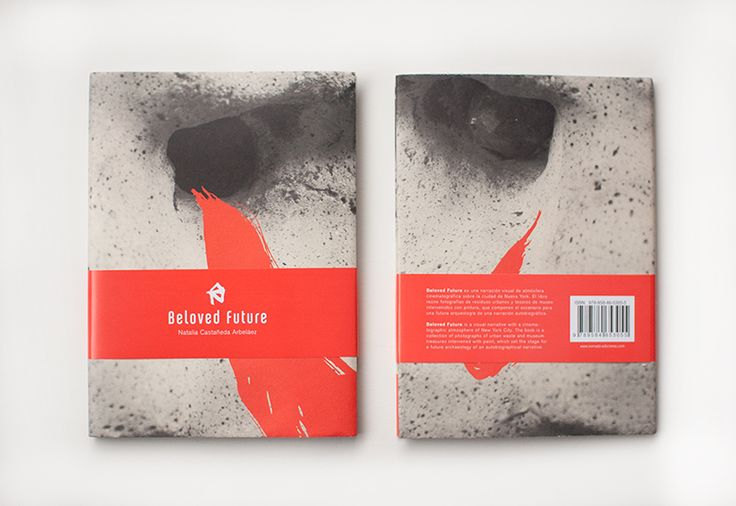 Beloved Future by Natalia Castañeda First edition 500 copies 2015