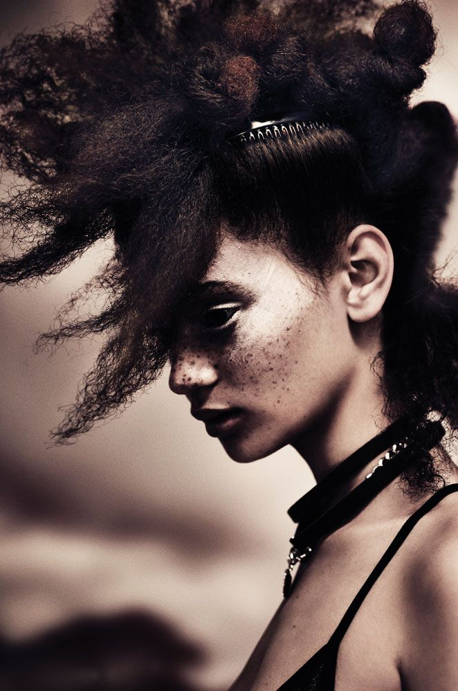Hair: Caroline Sanderson and Claire McIntyre at Ego Hair Design. Make-up Artist: Roseanna Velin. Stylist: Desiree Lederer. Photography: Richard Miles