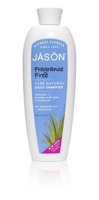 ♥ Fragrance Free Shampoo | JĀSÖN : plan to try this and the conditioner soon, has a pretty low score (which is good) on EWG's Skin Deep database