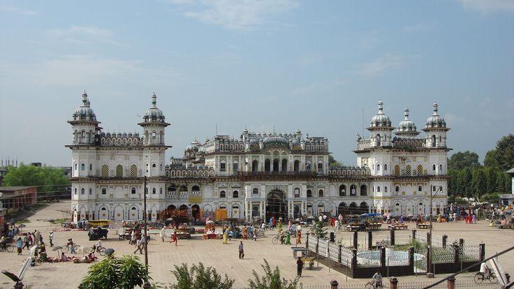 Janaki Temple Janakpur