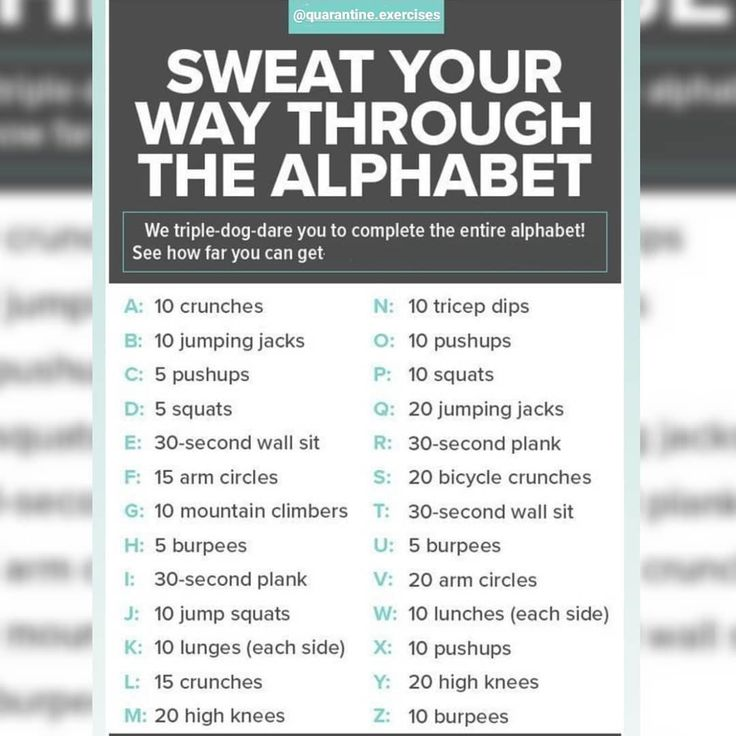 6 Of The Best Workout Challenges That Ll Get You In Shape These Workouts And Challenges Can Be Done From Home Fun Workouts Workout Challenge At Home Workouts