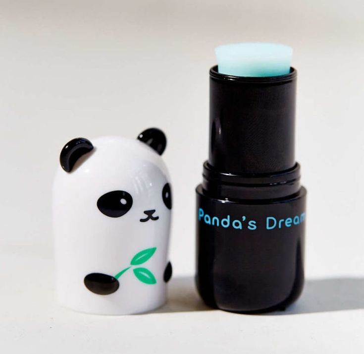 I'm sensing a lifelong friendship here.Get it from Amazon for $7.69 or Urban Outfitters for $12.The panda also comes as a brightening eye base, hand cream, magic cream, and sleeping pack.