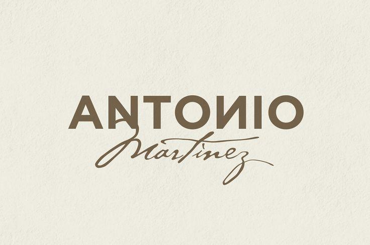 ANTONIO MARTINEZ #plasmanodo #historiascoherentes #medellin #colombia #design #diseño #logo #branding #personalbranding