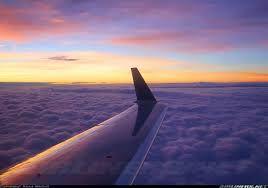 uçaktan çekilen kanat resmi